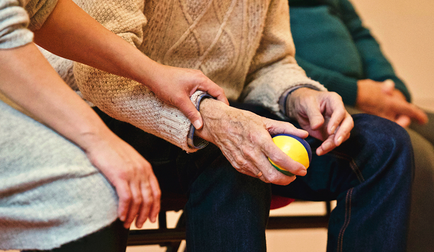 cbd for arthritis hands stress ball