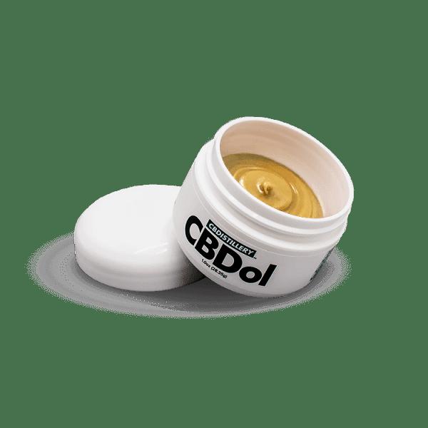 CBDistillery CBDol Topical CBD Salve Product Review