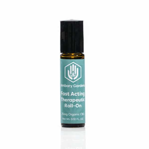 Ambary Gardens Fast Acting Therapeutic CBD Roll-On