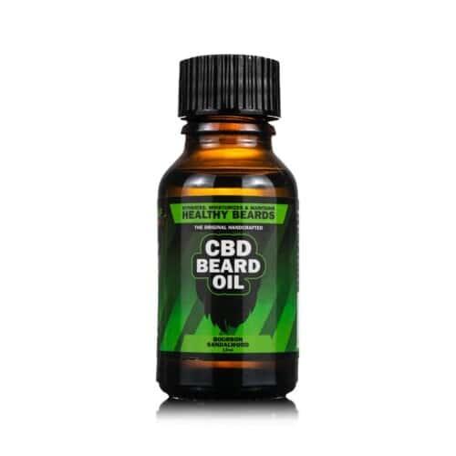 Hemp Bombs CBD Beard Oil Product Review