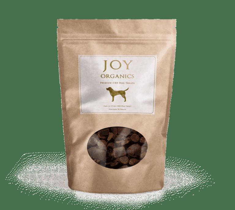 Joy Organics CBD Dog Treats Product Review