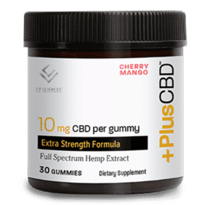 PlusCBD Oil Hemp Gummies