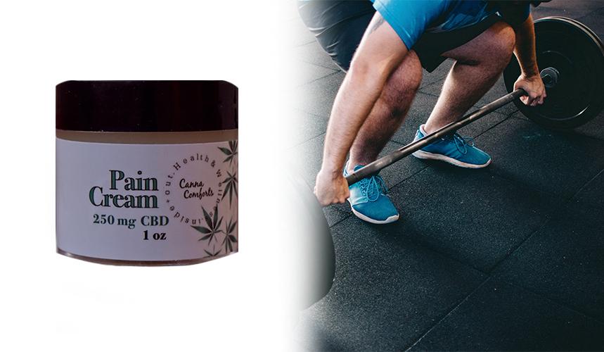 cbd for athletes canna comforts