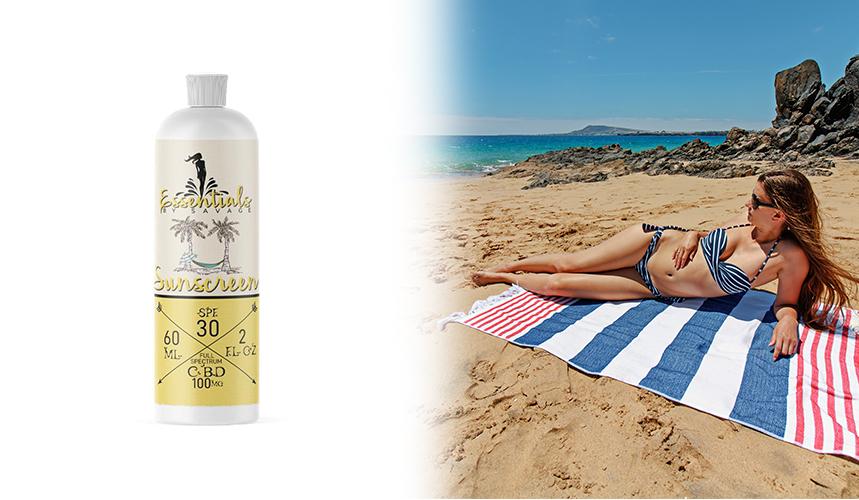 cbd sunscreen