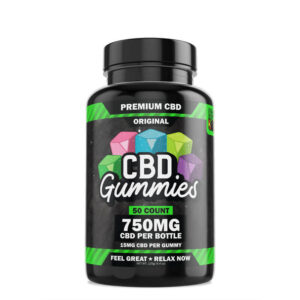cbd gummies original 50ct hb front