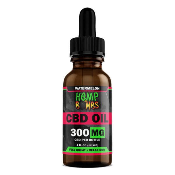 cbd oil watermelon 300mg hb 1