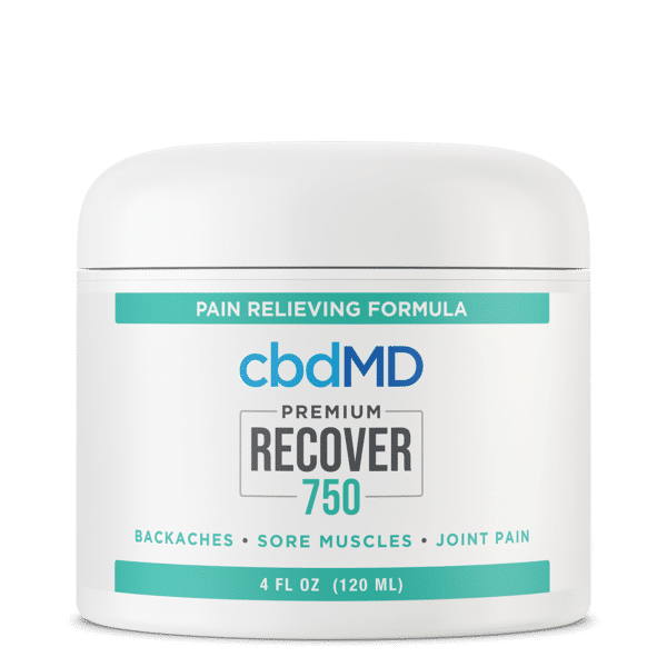 cbdmd tub recover 750