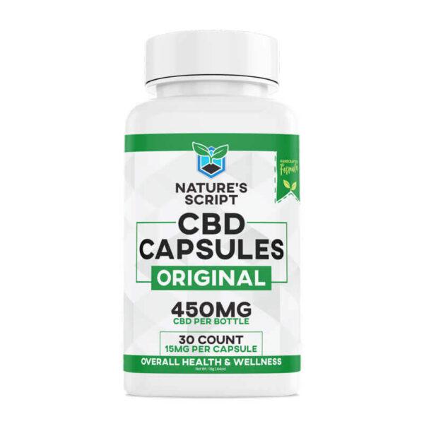 original cbd capsules 30ct front 1