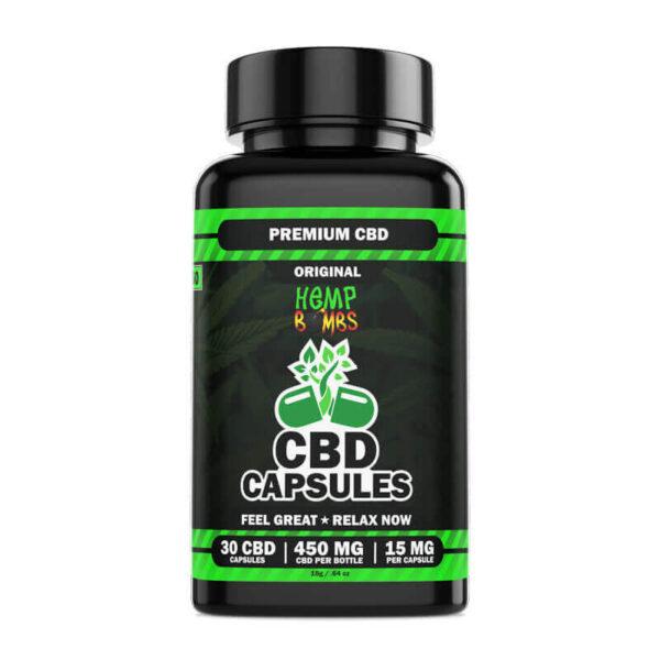 original cbd capsules 30ct front