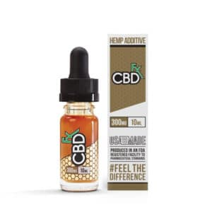 cbdfx cbd hemp additives 300mg