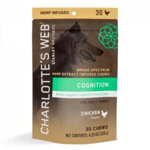 cw dog treats cognition