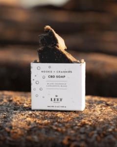 leef organics cbd soap 2