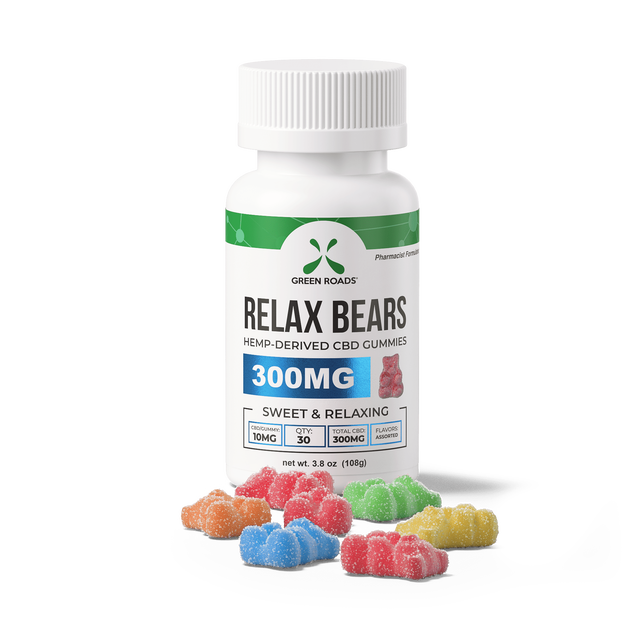Green Roads Relax Gummies