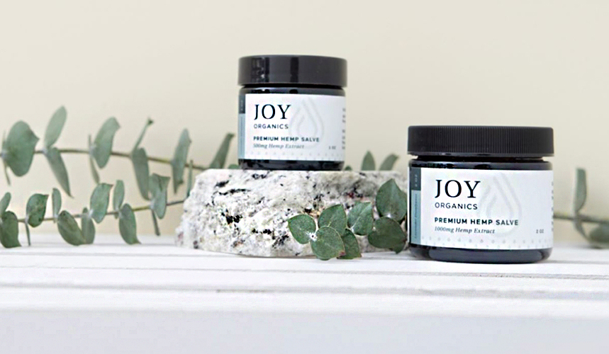 joy organics cbd salve for pain