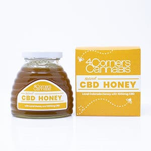 4Corners cbd honey