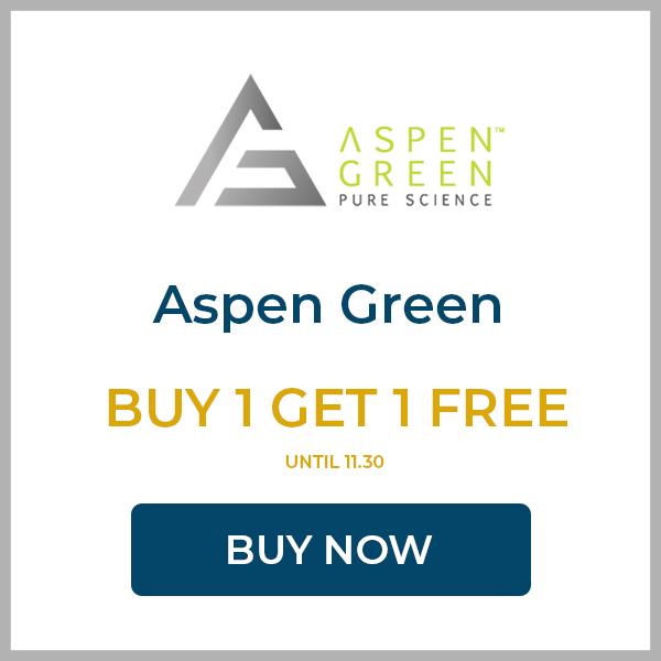 AspenGreen BOGO 100
