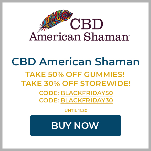 CBD American Shaman 300