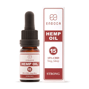 Endoca cbd hemp oil tincture