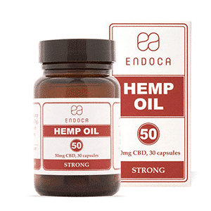 Endoca cbd oil capsules