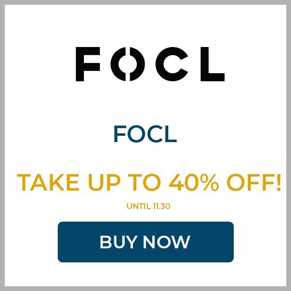 FOCL CBD BLACK FRIDAY 100