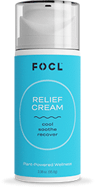 Focl cbd relief cream