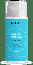 Focl cbd relief cream