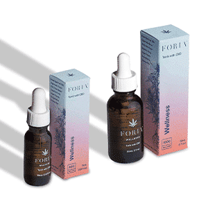 Foria cbd wellness tonic