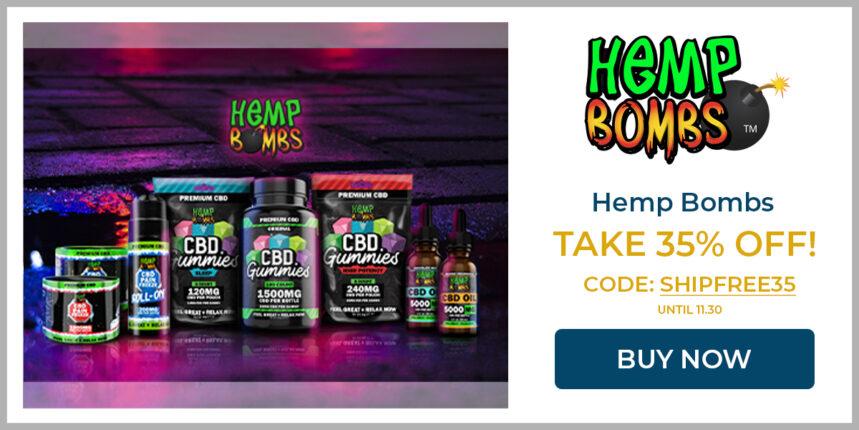 Hemp Bombs 500
