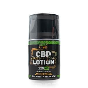 Hemp Bombs cbd hand body lotion