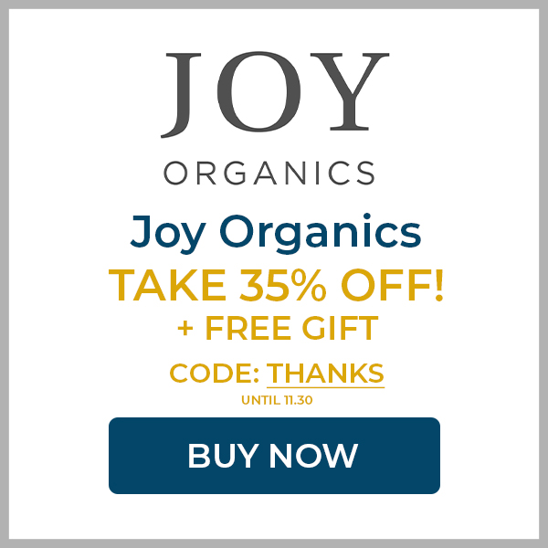 Joy Organics CBD 300