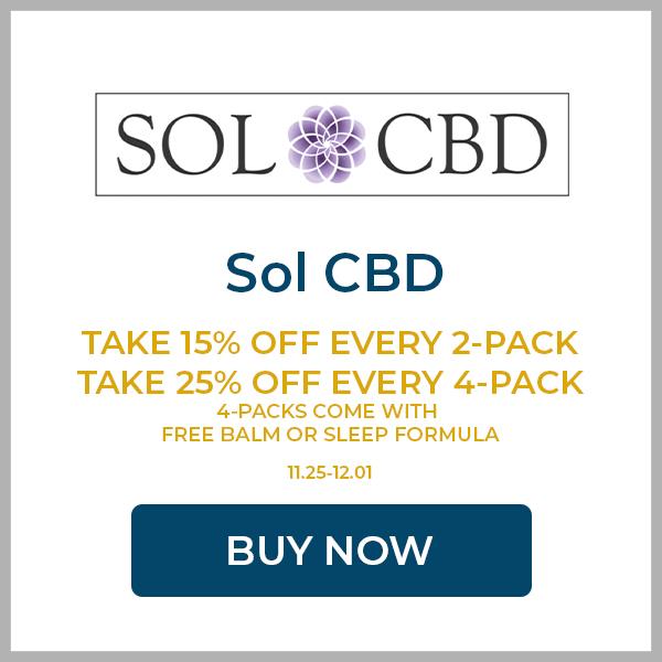 Sol CBD 100
