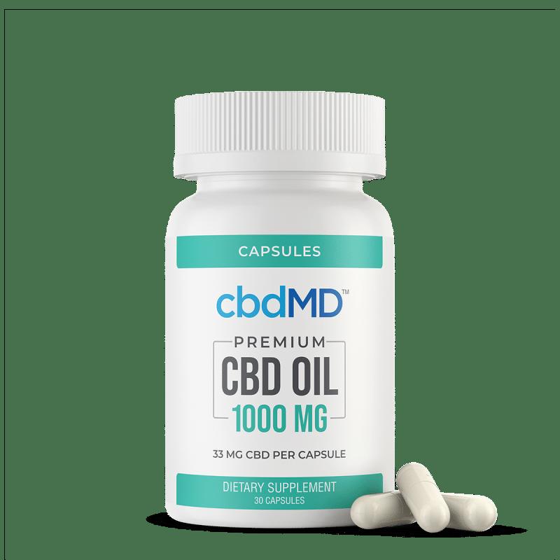 Best Broad-Spectrum CBD Oil Capsules