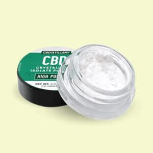 CBD Isolates & Isolate Powder