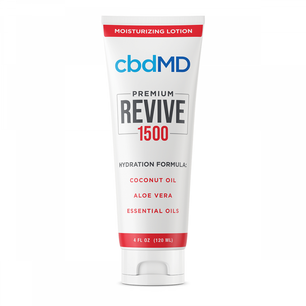 cbdMD Revive Squeeze Tube