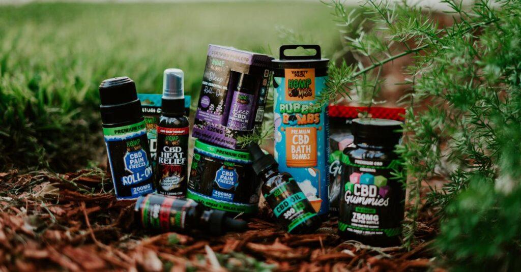 Hemp Bombs Premium CBD Products