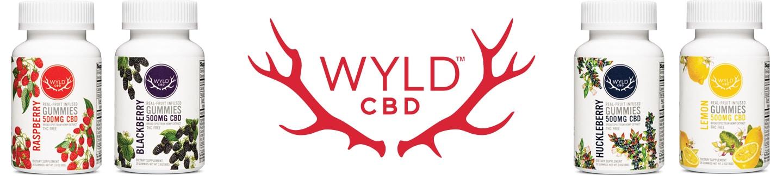 WYLD CBD Gummies