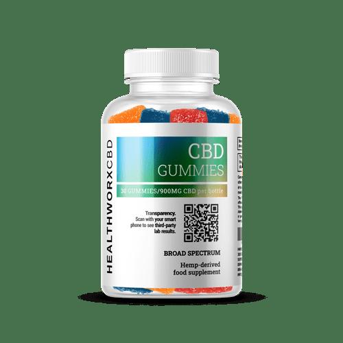 Healthworx CBD Gummies