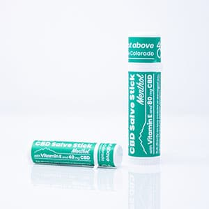 4Corners cbd cooling menthol salve stick