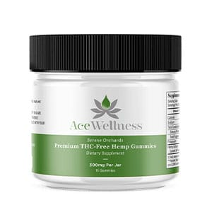 Ace Wellness cbd gummies