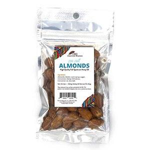 American Shaman cbd almonds