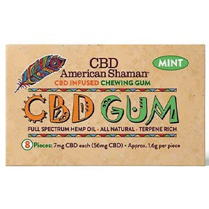 American Shaman cbd gum