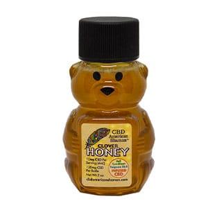 American Shaman cbd honey thc free