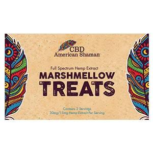 American Shaman cbd marshmellows