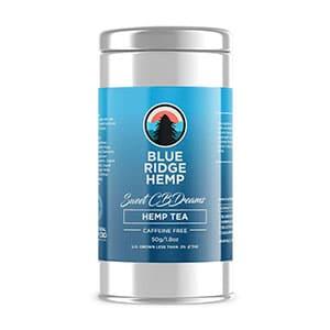Blue Ridge hemp tea night