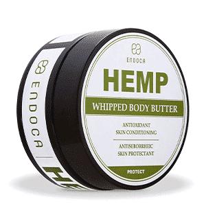 Endoca cbd hemp body butter
