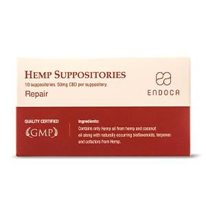 Endoca cbd oil suppositories