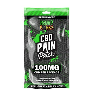 Hemp Bombs cbd patches for pain