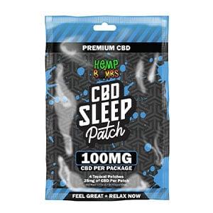 Hemp Bombs cbd patches for sleep