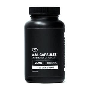 Infinite CBD cbd am capsules