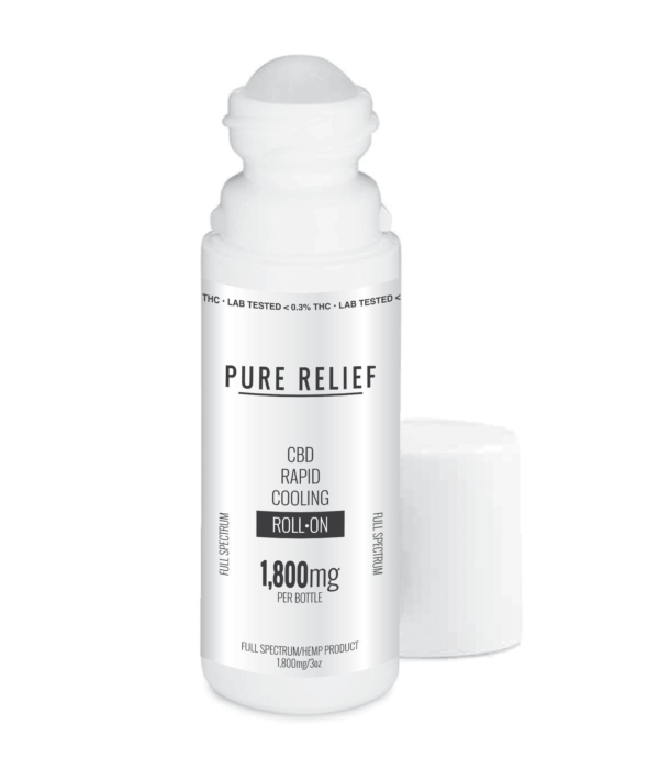 Pure Relief CBD Pain Salve